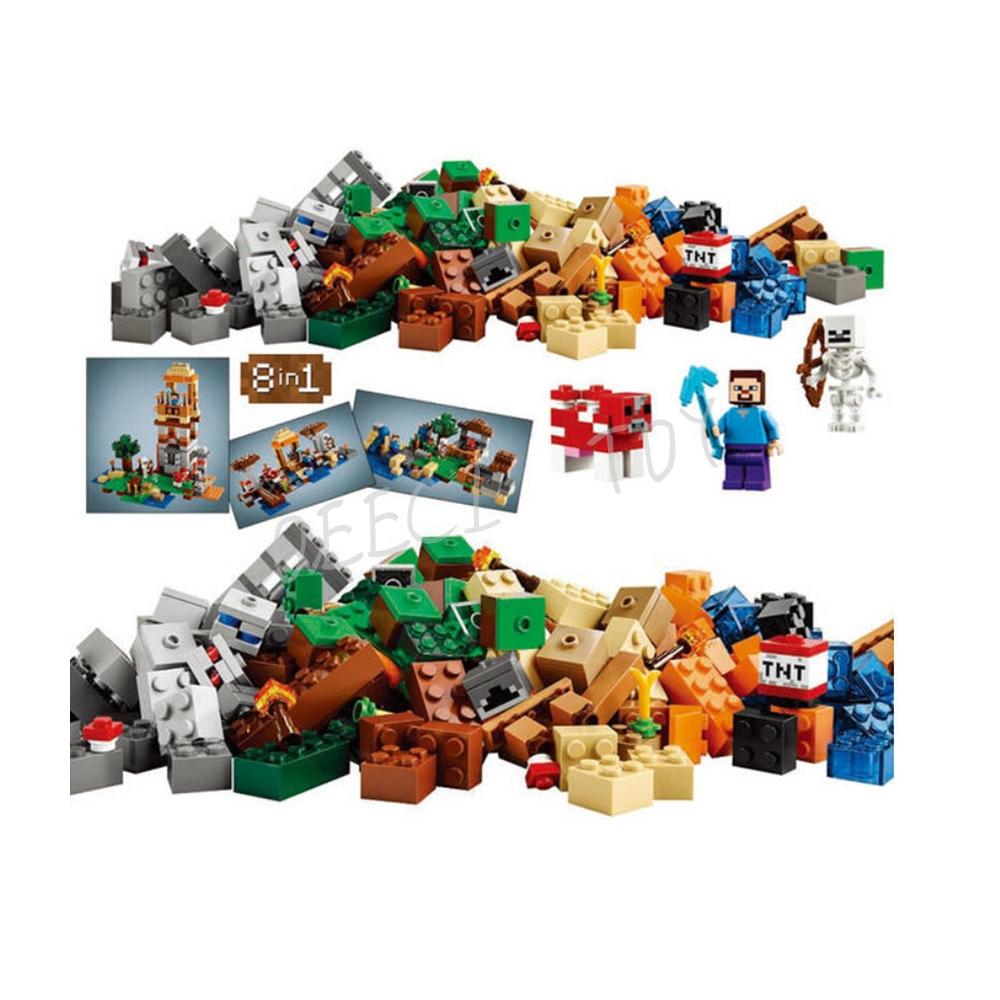 New Arrial Bela 10177 517pcs Educational Construction Bricks Toys For Children No Original Box BABY TOYS FREE SHIPPING