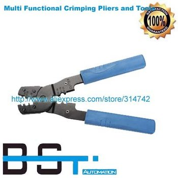 Free shipping for superior Multi Functional Crimping Pliers and Tools Wire Crimpers