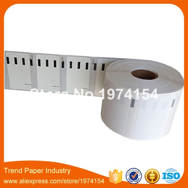 100*Rolls Dymo Compatible Labels 11354 Generic Etiketten 57x32mm for LW450 Turbo(China (Mainland))