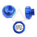 high quality Mugen Car Aluminium Oil cap Fuel Tank Cap Cover For Honda Accord civic CR