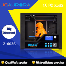 Aurora Z-603  with LED Screen rapid prototyping 3D printer Single Extruder Desktop pint