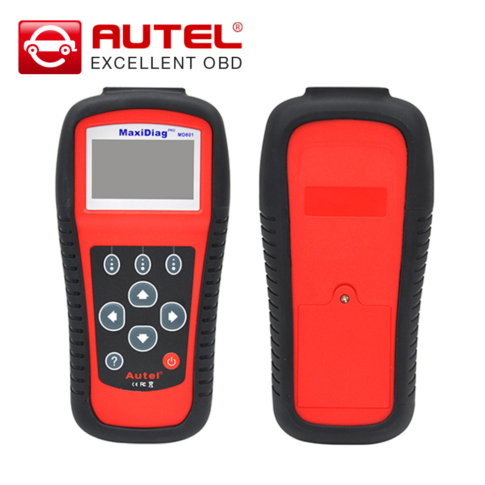 AUTEL MaxiDiag Pro MD801 4 in 1 Code Scanner MD 801 = JP701+EU702 +US703 +FR704 Multi-Functional Scan Tool(China (Mainland))