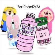 Buy 3D Cartoon ZOOTOPIA Bunny Love Potion Chill Pills Minion girl soft silicone case cover Xiaomi redmi 2 redrice 2 hongmi 2 2A for $6.36 in AliExpress store