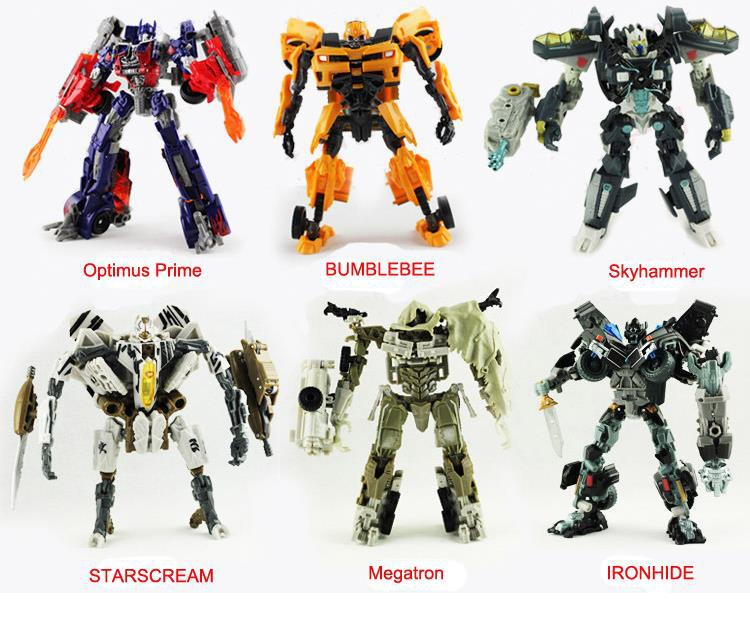 Free Shipping 18cm Transformation Robot Model Movie 4 Diamond Class V Cool Change Voyager Class Robot Car Toy Gifts For Kids(China (Mainland))
