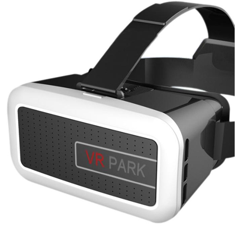 High Quality Adjustable Immersive 3D VR Park Box Glasses Virtual Reality Google For 4-6 inch Smart Phone Millet Huawei Wholesale