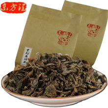 Older tree pu erh puer pu'er loose shu tea Chinese thee Fast shipping honey ripe tea for weight loss mysterious gift 100g P002