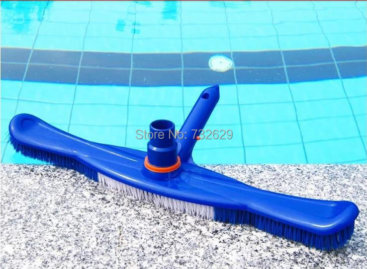 Intex or Bestway pool cleaning equipment brush and vacuum head cleaner 2 functions(China (Mainland))