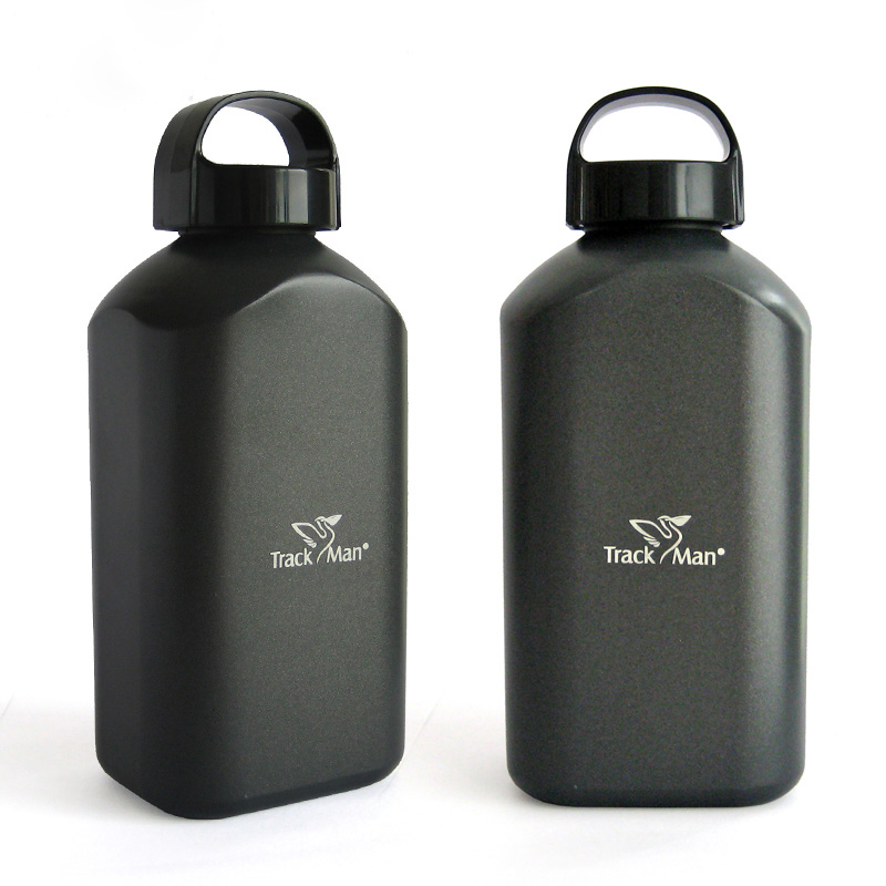 Brief 1L Portable Outdoor Sport Water Bottle Large Capacity Aluminum Hiking Camping Water Kettle Personality Self-driving Travel(China (Mainland))