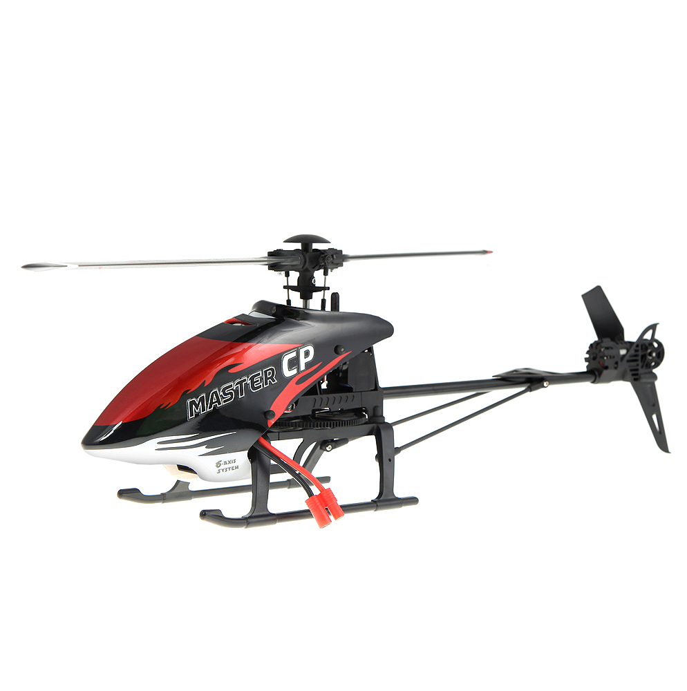 100% Original Walkera RC Helicopter MASTER CP Flybarless 6-Axis Gyro 6CH RC Helicopter w/ DEVO 7E Transmitter Model 2(China (Mainland))