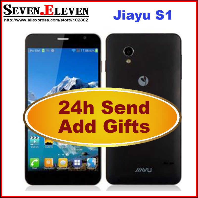 Мобильный телефон Jiayu S1 Android 4.1 5.0'ips 13 600 APQ8064T 1,7 2ROM 32GROM 3 g GPS jiayu s3
