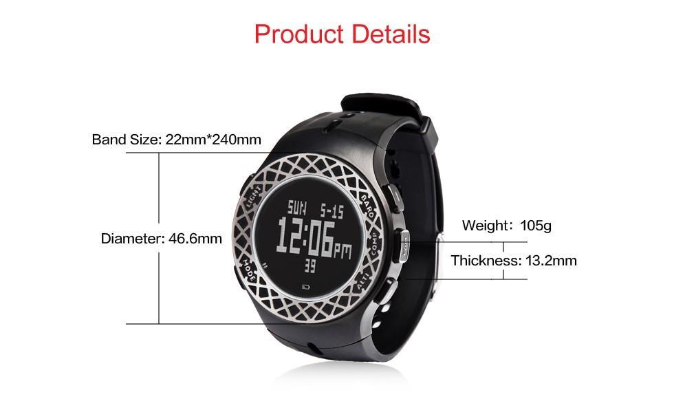 2016 люкс классический черный мужские спортивные часы автоматические часы мужчины Relogio Masculino восхождение таблицу открытый часы