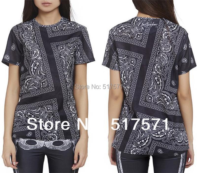 Женская футболка HARAJUKU t женская футболка hic t hic 9153