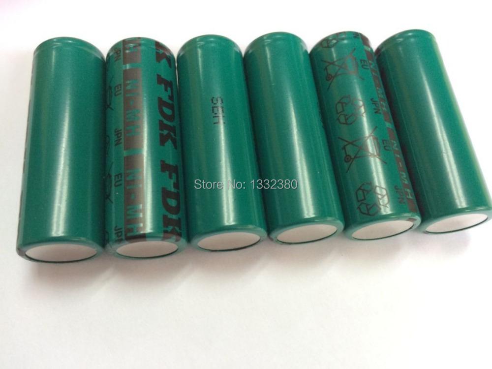 (440pcs/lot-WEU freight free) 17500 FDK 2500mah HR-AU NiMH 1.2V battery cell<br><br>Aliexpress