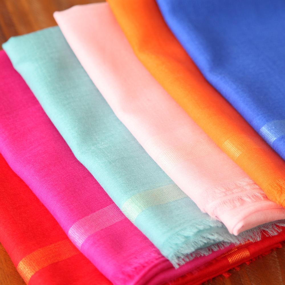 Inner Mongolia factory silk scarves SC14047 plain cashmere shawl plus elegant lady high fashion scarves(China (Mainland))