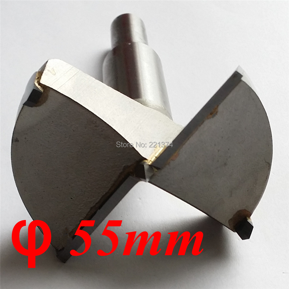 PCS 55mm Extended Woodworking Tools Hole Saw Professional Electric Drill Bit Tungsten Alloy Wood Cutter Herramientas Tool - Athena Sun's store