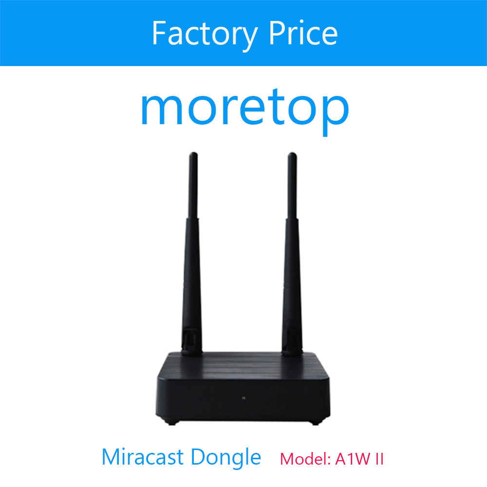 Measy A1W II Wifi Dongle Support EZcat/Miracast/Airplay/DLNA For Smartphone/Tablet PC/Laptop With Andriod/IOS/Windows system<br><br>Aliexpress