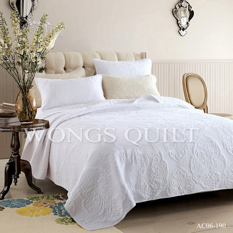 Comparer les prix sur modern coverlet online shopping for Colchas para camas de 150 con canape