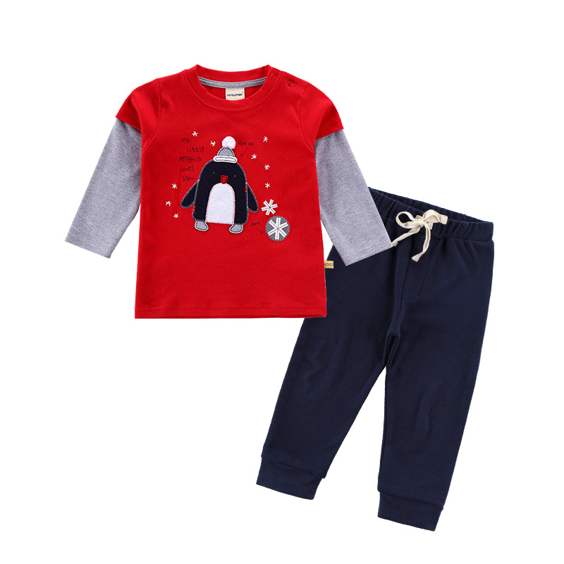 2016 new fall 100 cotton children 39 s clothing set baby for 100 cotton dress shirt