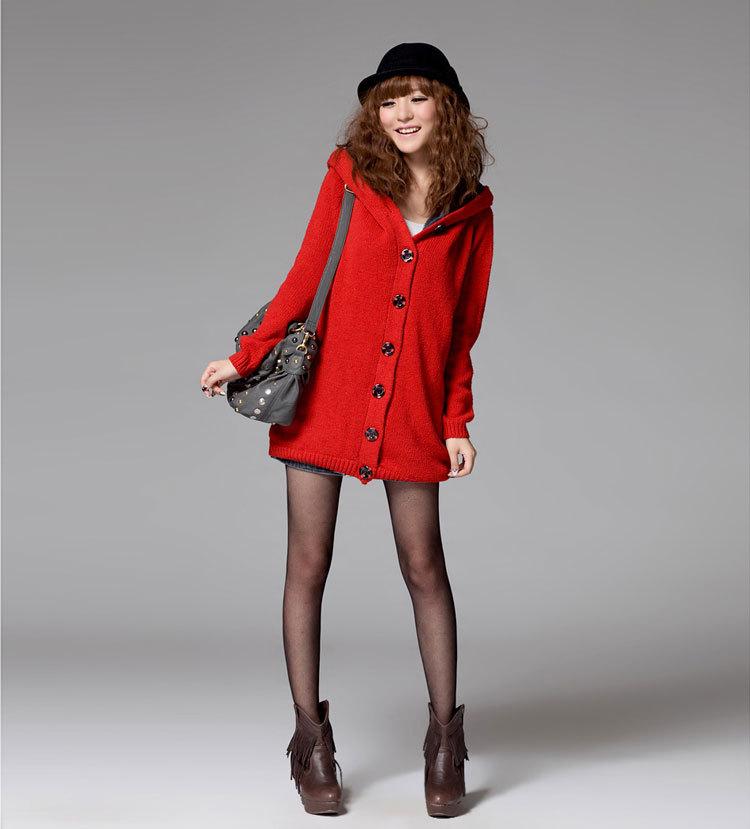 Free shipping cardigan women  sweater women sweaters cardigan fashion long knitted clothing knitwear ourwear  2pcs/lot kas124