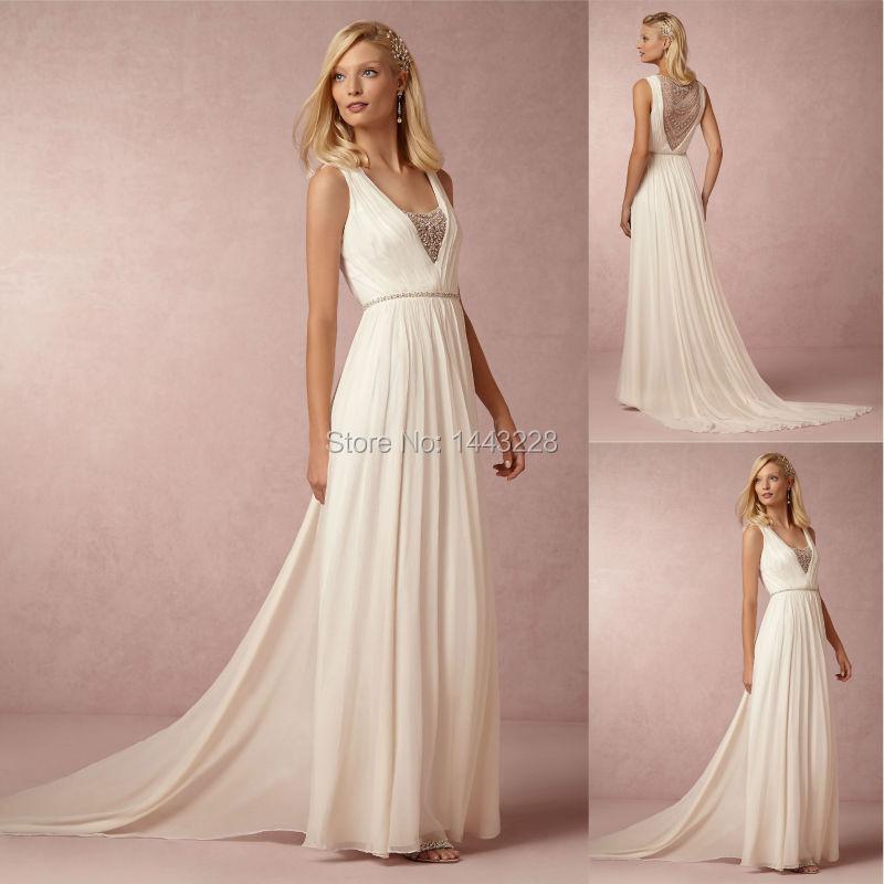 Popular goddess bridal gowns buy cheap goddess bridal for Goddess style wedding dresses
