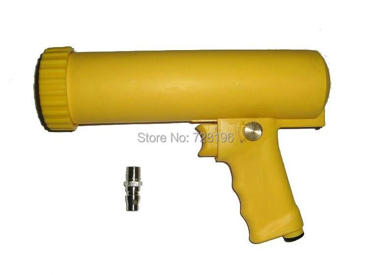 Free Shipping 300ml Air Caulking Gun Air Power Caulk Gun Pneumatic Caulking Tool