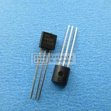 Бесплатная доставка DIP-Транзистор TO-92 2N4400 маленький транзистор Оригинальный Продукт(China (Mainland))