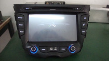 HYUNDAI VELOSTER 2011-ON DVD Player Android System GPS Navigation Radio Stereo Video Bluetooth,Wifi,3G Steering Wheel Control