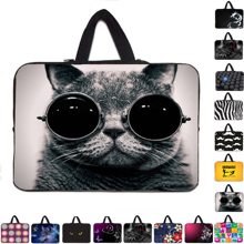Buy 2016 Computer Accessories New 17 15 14 13 12 10 11.6 7 inch Laptop Sleeve Bags Hot Boys Girls Handlebag Notebook Bag Cover Cases for $6.62 in AliExpress store