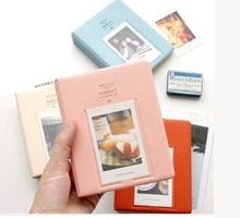 multicolor Instax Mini 7s 8 25 50s Instant Photo Album 64 Films FujiFilm Polaroid Camera Mini Instax Album Card Stock