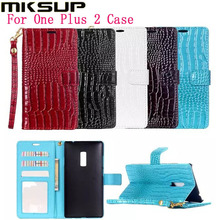 Buy Luxury Wallet Case One Plus Two Flip Cover Pouch Case Crocodile Leather Stand Slot Phone Bag Cases OnePlus 2 /One Plus 2 for $4.65 in AliExpress store