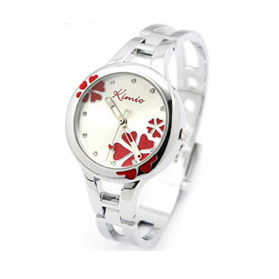 The Lovely & Fashion Quartz Wristwatches ~Kimio brand from Korea Design +suit for young ladies
