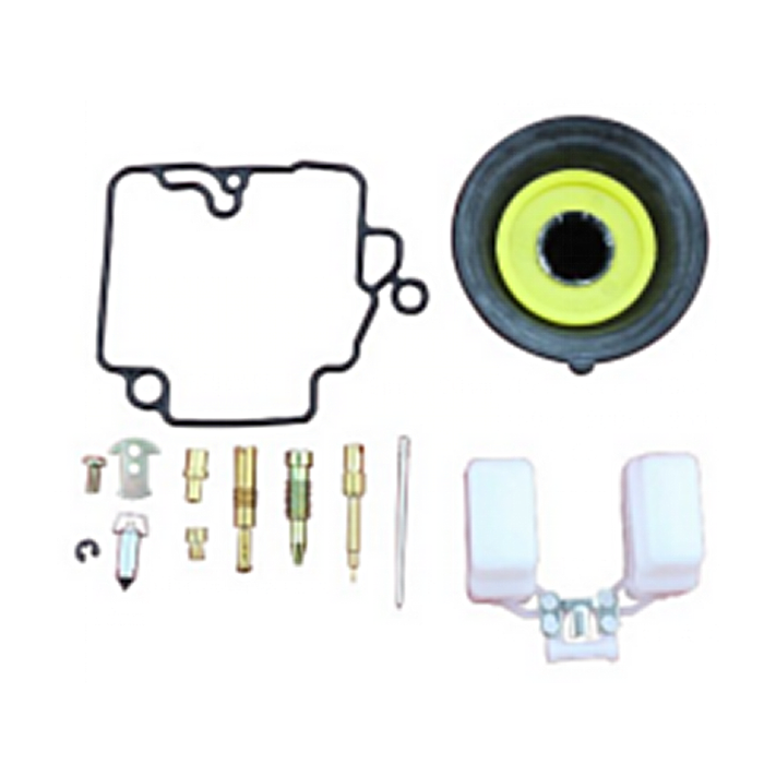 For PZ18 Carburetor Carb Repair Rebuild Kit For font b GY6 b font 50cc Chinese Scooter