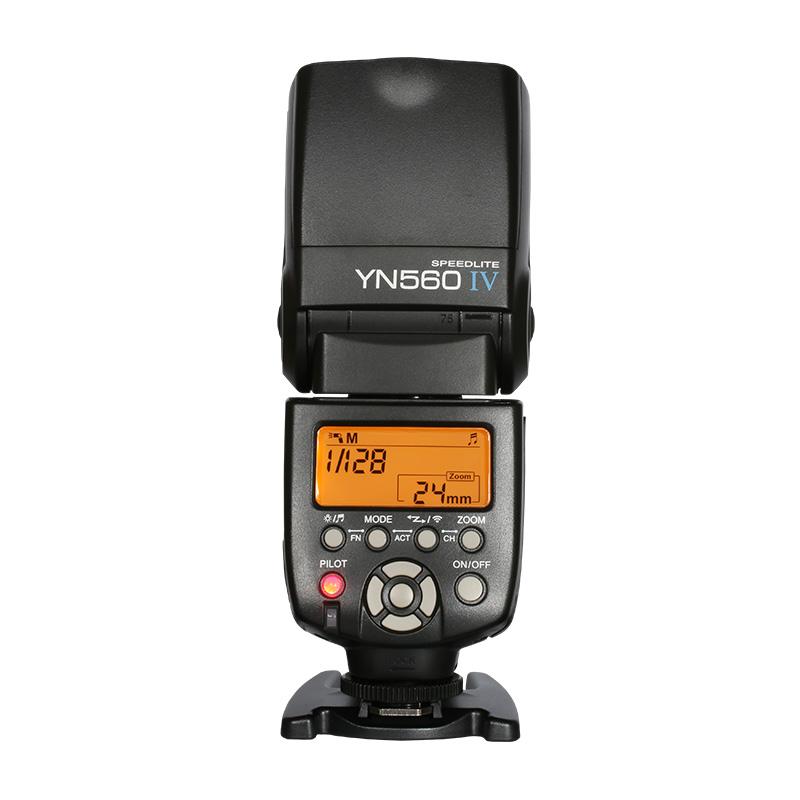 Yongnuo YN-560 IV YN-560IV Wireless Master Slave Flash Speedlite + YN560-TX Wireless Flash Controller for CAN for Nikon DSLR(China (Mainland))