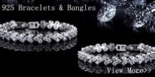 925 bracelets & bangles