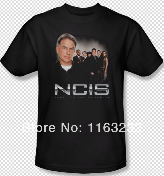 Ncis tv show t shirt men 39 s short sleeve custom t shirt for Custom t shirts international shipping