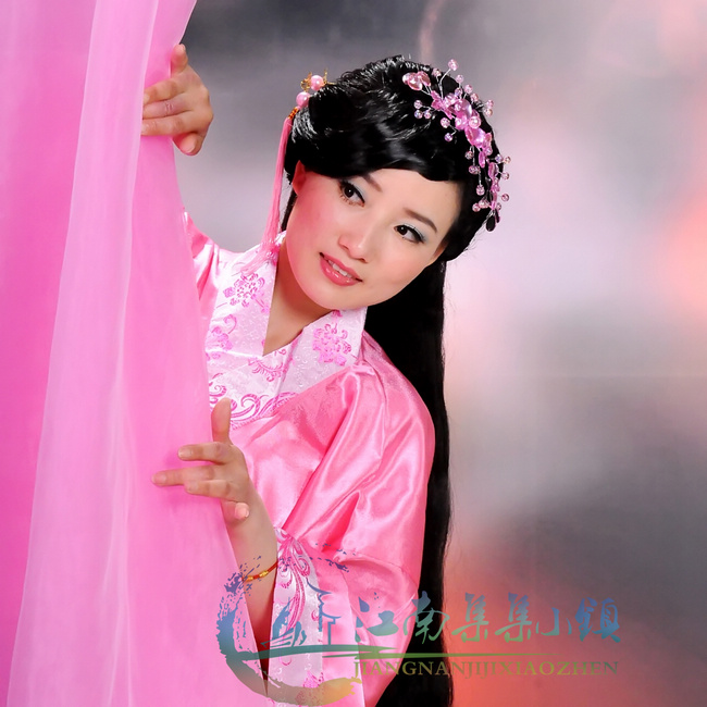 Womens costume hanfu tang suit pink princess costume womensОдежда и ак�е��уары<br><br><br>Aliexpress