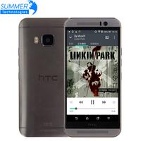 Original Unlocked HTC One M9 5.0' inch 4G LTE Octa Core 3G RAM 32GB ROM Snapdragon 810 20MP Cameras Mobile Phone Refurbished