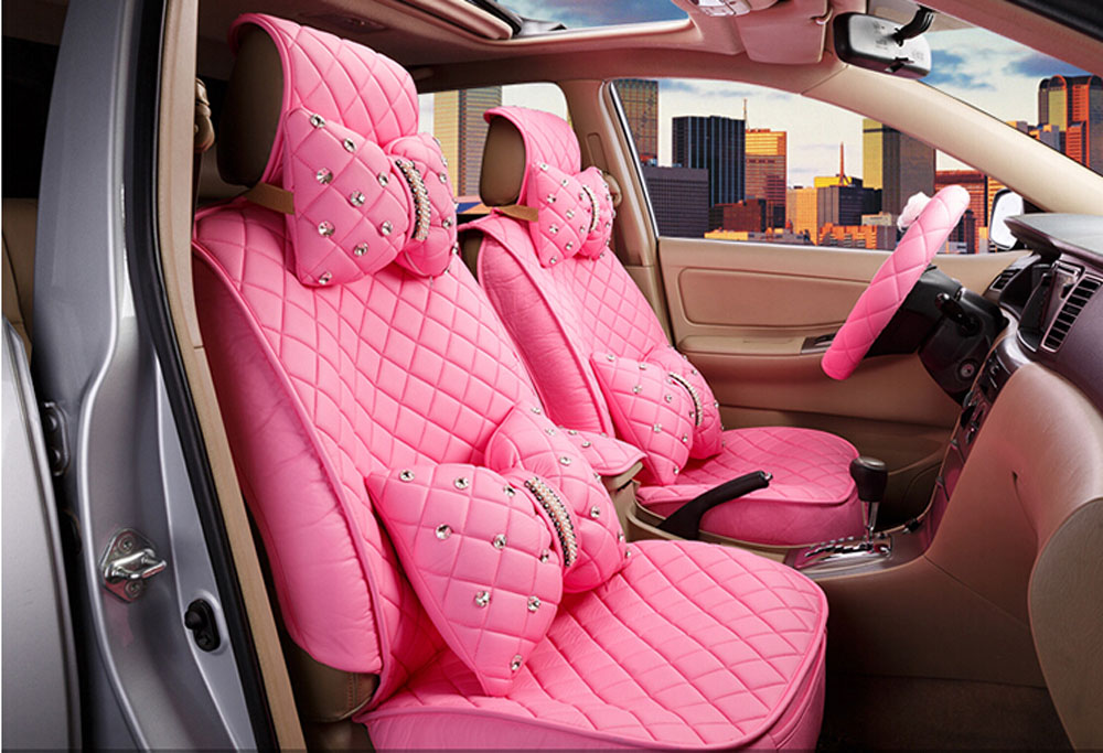 Popular Pink Seat Covers Buy Cheap Pink Seat Covers Lots