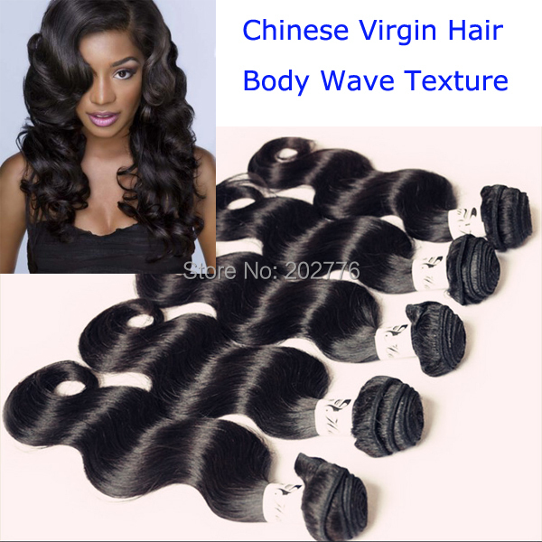 Chinese Virgin Hair 6A Grade Body Wave 100% Human Hair Unprocessed Virgin Remy Hair Extensions Can Be Dye And Restyle Bleach<br><br>Aliexpress