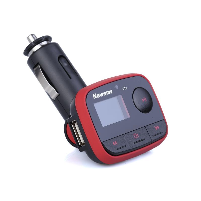 Newman c26 8g mp3 car player usb flash drive car mp3 cigarette lighter vehienlar mp3 car music(China (Mainland))