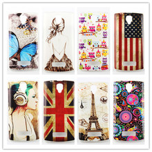 10 Pictures Case Lenovo A2010 ,Fashion Luxury Gel Soft TPU Case For Lenovo A2010 Cases Silicone Phone Back Skin Cover Bags