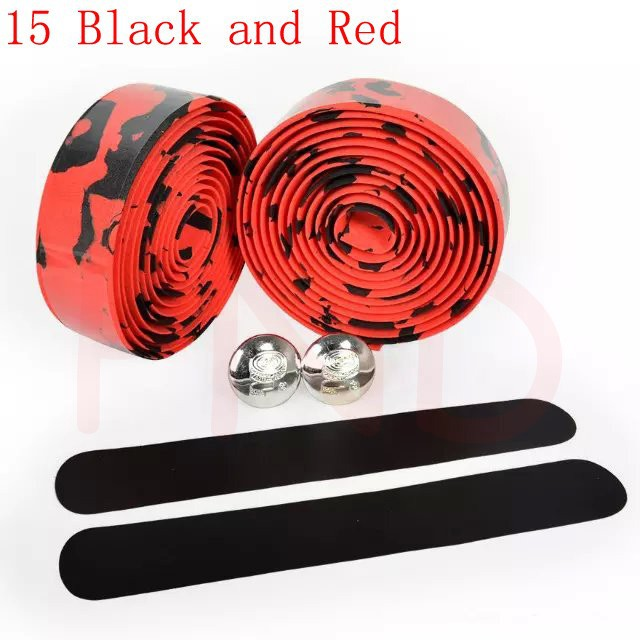 15 Black and Red