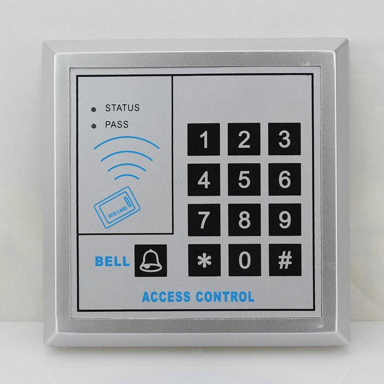 High Quality RFID Proximity Door Access Control System Entry Door Lock Waterproof EM Keypad Access Control E-11<br><br>Aliexpress