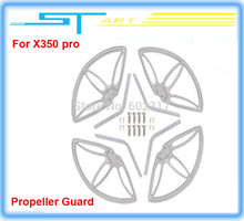 2014 Free shipping 100% Original Walkera Propeller Guard Prop Protector for quadcopter QR X350 pro FPV Drone helicoptek NEW
