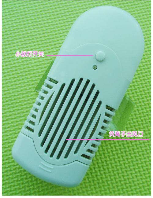 Energy saving environmentally portable ion air cleaner fresh cleaner air particulate air technology Free Shipping!(China (Mainland))