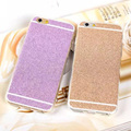 Shinning Sparkling soft Gel TPU Candy Phone Cases For iphone 5 Case For iphone5 5S 6
