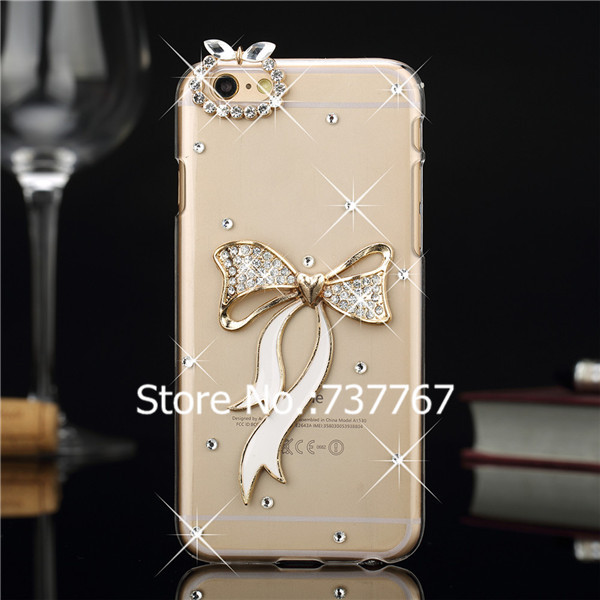 Luxury Bling Diamond Rhinestone Cover Case For Apple Iphone 5 5s 6 6s 7 Plus  Crystal Protective Cover For Iphone 7 Plus case