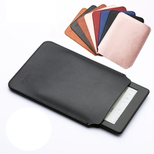 Tablet 6 inch Sleeve Case for Amazon kindle voyage e-reader Suiting Cover Microfiber Leather bag Protecting jacket For Kindle(China (Mainland))
