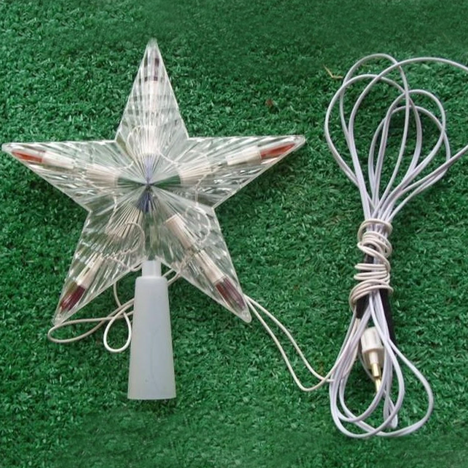 online buy wholesale christmas tree star topper led from. Black Bedroom Furniture Sets. Home Design Ideas