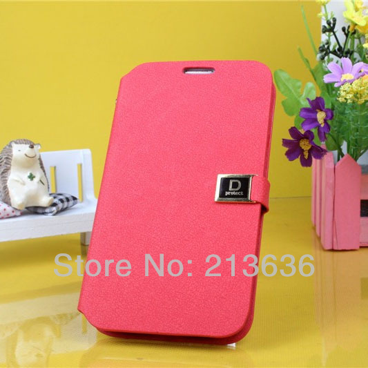 Fashion Protective Cover Case Samsung Galaxy Note II 2 N7100 card holder Stand Drop - casualsel store